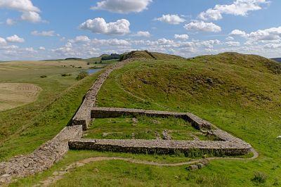 Alzheimers Society Hadrians Wall Trekathon 2015